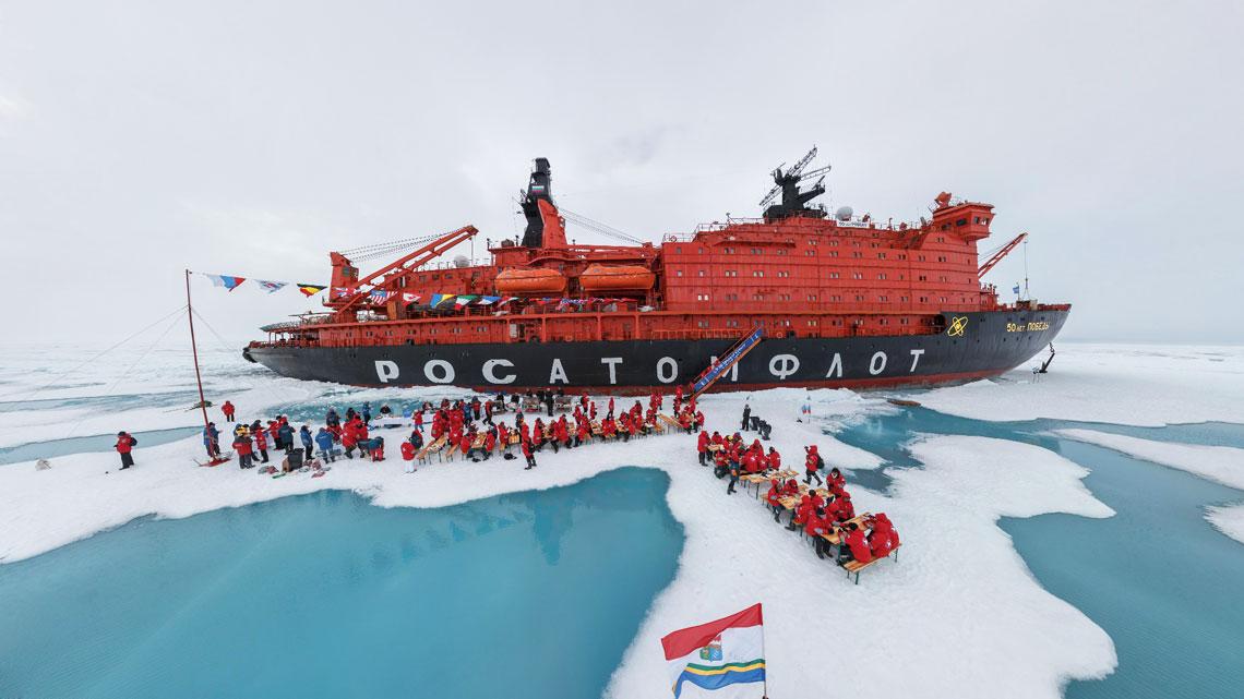 День 7. Северный полюс: мы на Вершине Мира!